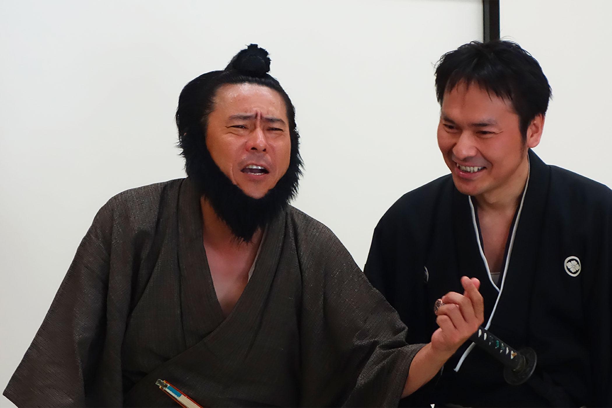 演劇家 青柳達也
